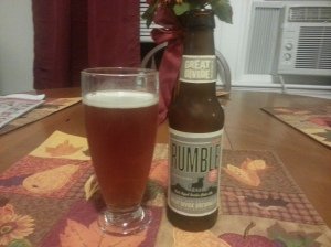Great Divide Rumble IPA