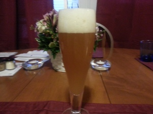 Hoppy Boston Witbier
