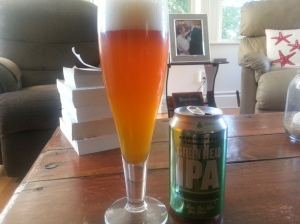 Newburyport Greenhead IPA