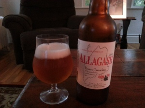 Allagash Prince Tuesday