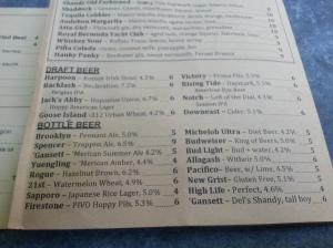 Audubon beer