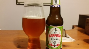 Harpoon Rich and Dan's Rye IPA