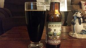 Wolaver's Alta Gracia Coffee Porter