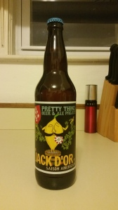 jack D'or bottle