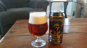 Narragansett Lovecraft Honey Ale