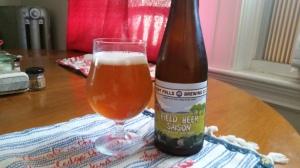 Kent Falls Field Beer Saison #3