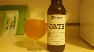 Backlash Oath