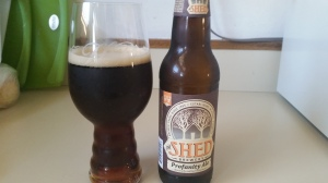 The Shed Profanity Ale