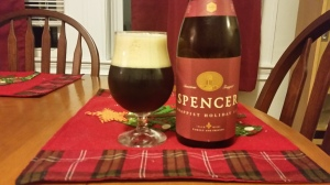 Spencer Trappist Holiday Ale