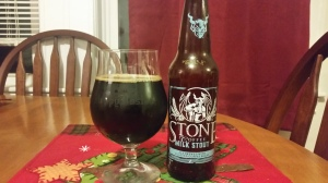 Stone Coffee Mile Stout
