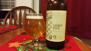 Trillium Launch Beer