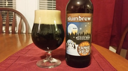 Slumbrew Yankee Swap 2015
