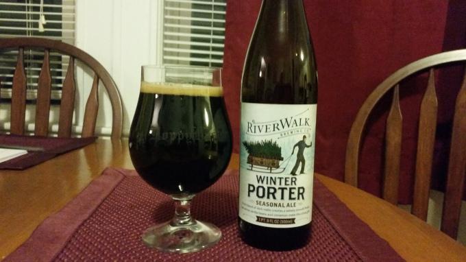 RiverWalk Winter Porter