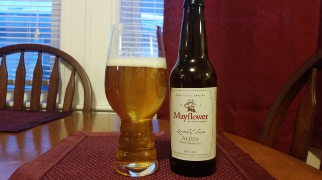 Mayflower Alden