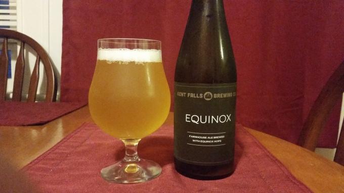 Kent Falls Equinox