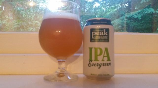 Peak Organic Evergreen