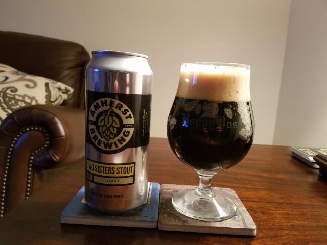 Amherst Two Sisters Stout