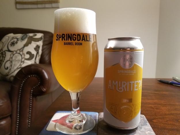 Springdale Amirite