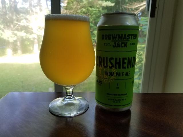 Brewmaster Jack Crushendo