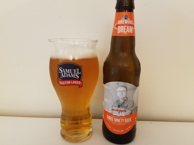 Sam Adams ThreeNinety Bock