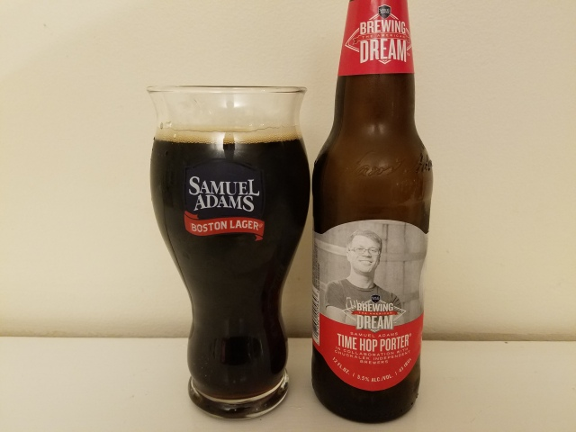 Sam Adams Time Hop Porter