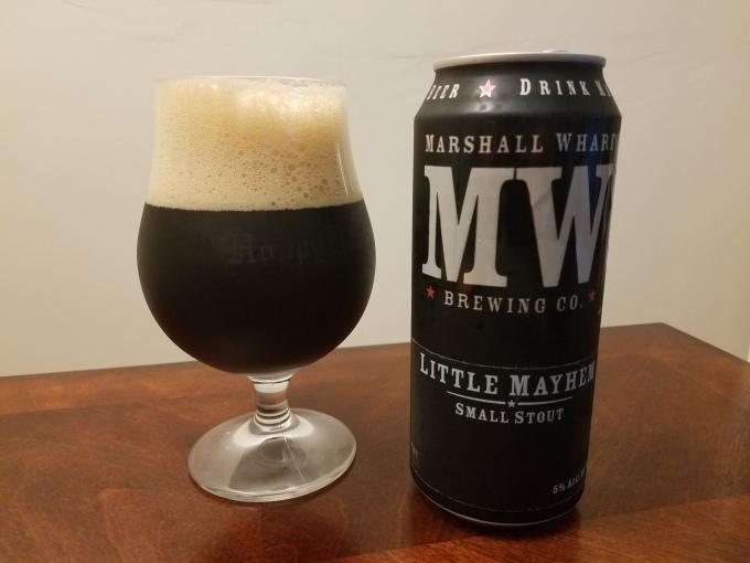 Marshall Wharf Little Mayhem