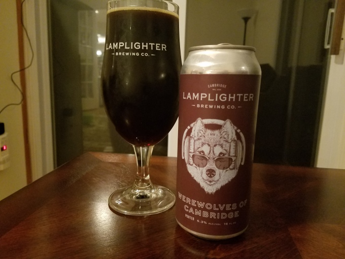 Lamplighter Warewolves of Cambridge