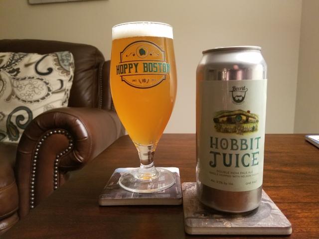 Beerd Hobbit Juice
