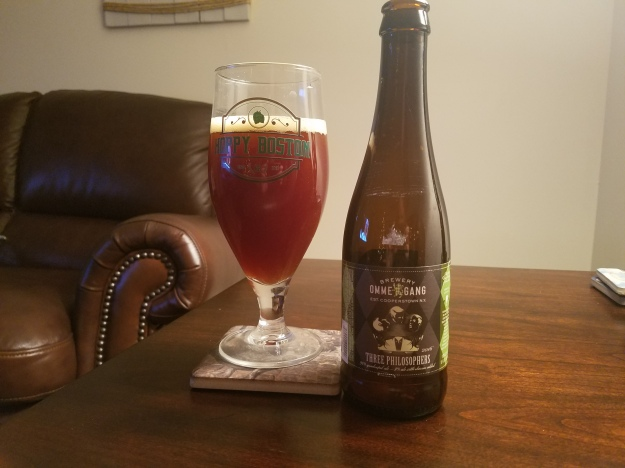 Ommegang Three Philosophers