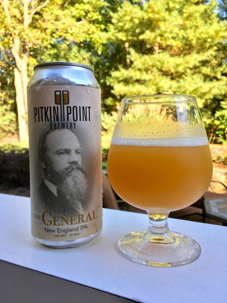 Pitkin Point the general