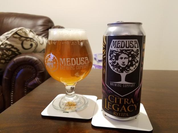 Medusa Citra Legacy