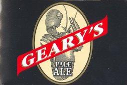 Gearys Pale Ale