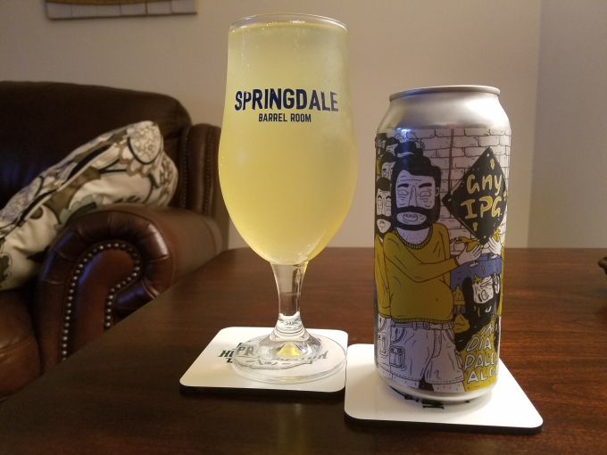 Springdale Any IPA