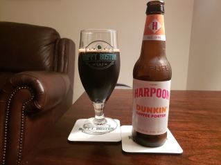 Harpoon Dunkin Coffee Porter