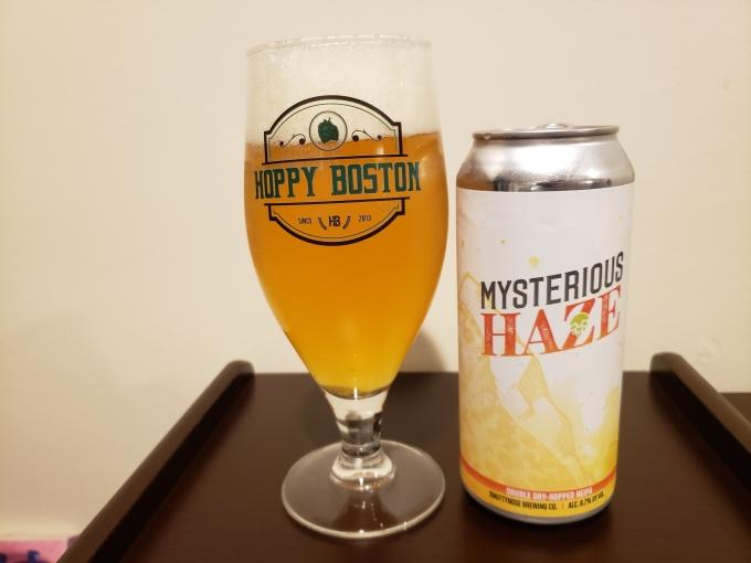 Smuttynose Mysterious Haze