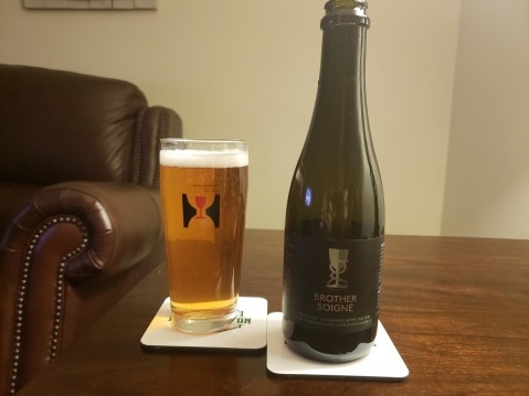Hill Farmstead Gin BA Brother Soigne