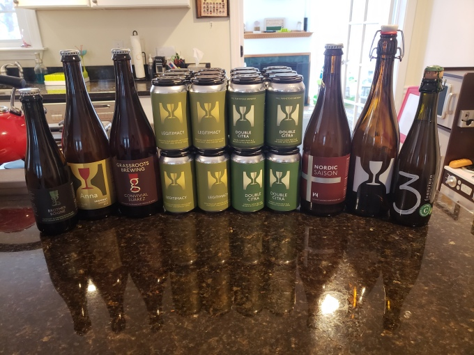 Hill Farmstead Lineup
