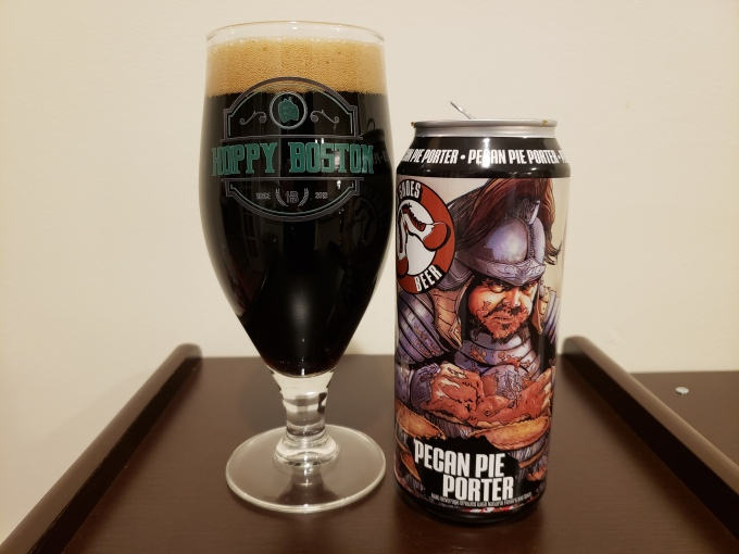 clown shoes pecan pie porter