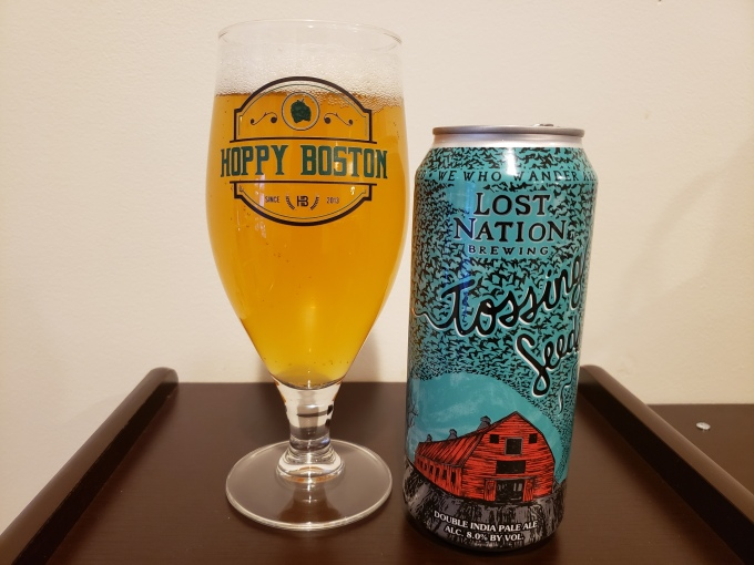 Lost Nation Tossing Seeds Citra