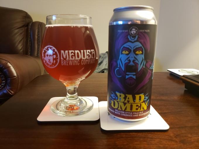 Meduasa Bad Omen