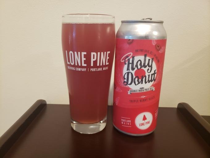 Lone Pine Triple Berry Glaze DIPA