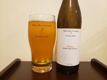 Maine Beer Co Dinner