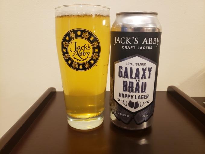Jack's Abby Galaxy Brau