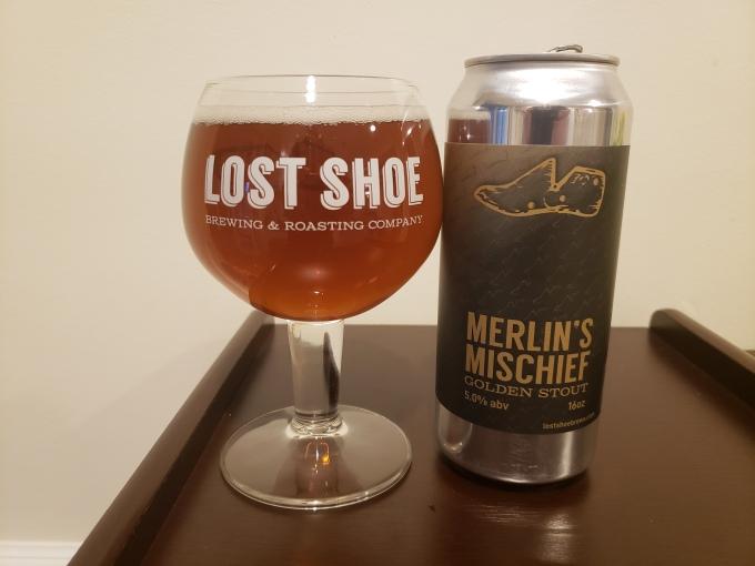Lost Shoe Merlins Mischief