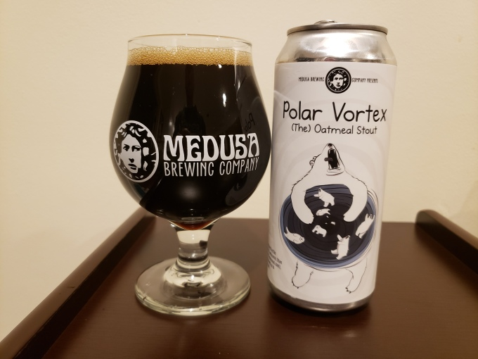 Medusa Polar Vortex