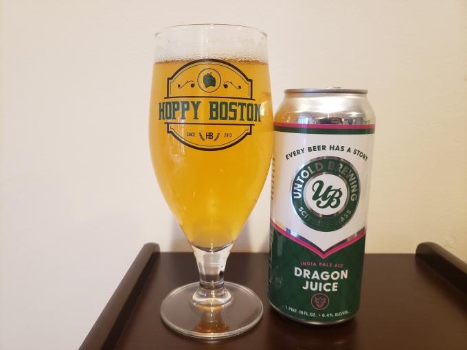 Untold Dragon Juice